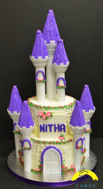 specialty 3D cakes